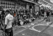 Guadalupa, Musica di Strada,Commozione ed Estasi