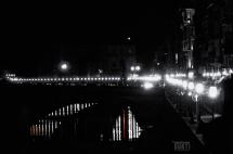 Firenze, Lungarno Corsini dal Ponte Santa Trinita