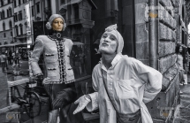 Firenze Piazza della Signoria Non Arrosire