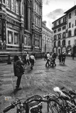 Firenze alle spalle del Duomo