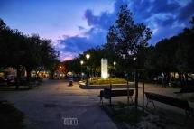 Montespertoli, Piazza del Popolo, Il Monumento a i Caduti della guerra 15/18