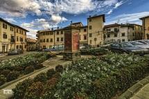 Montespertoli Piazza Dei Machiavelli... Che Tempo Che Fu...