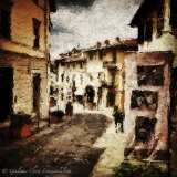 Montespertoli Via Sidney Sonnino, Via Roma