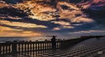 Livorno, in Terrazza, Amori al Tramonto