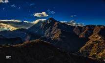 Trassilico, Tramonto dal Monte Forato